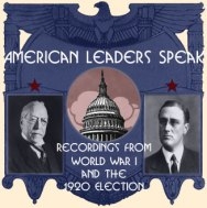 Logo American Leaders Speak
