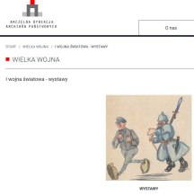 Banner Wielka Wojna